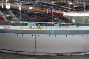 ZÜKO Eishockey Sicherheitsbande RAITA Hornium